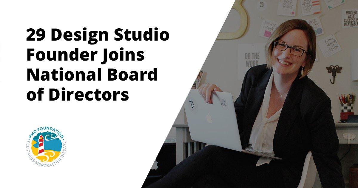 Teaser image - 29 Design Studio Founder Joins National Board of Directors