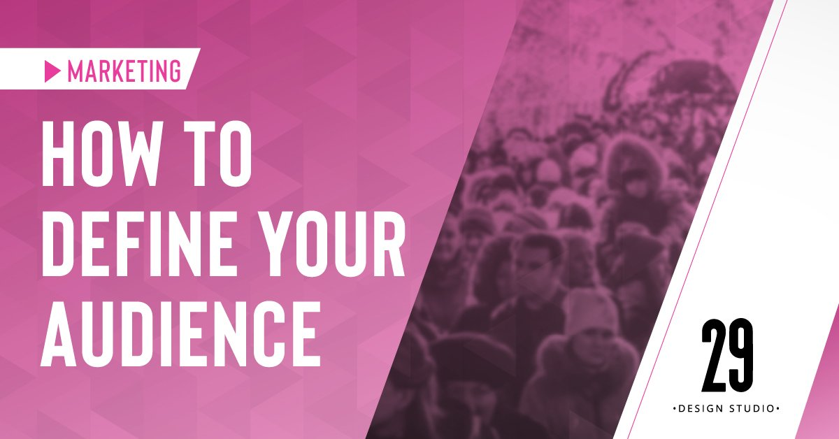 Teaser image - How to Define Your Audience