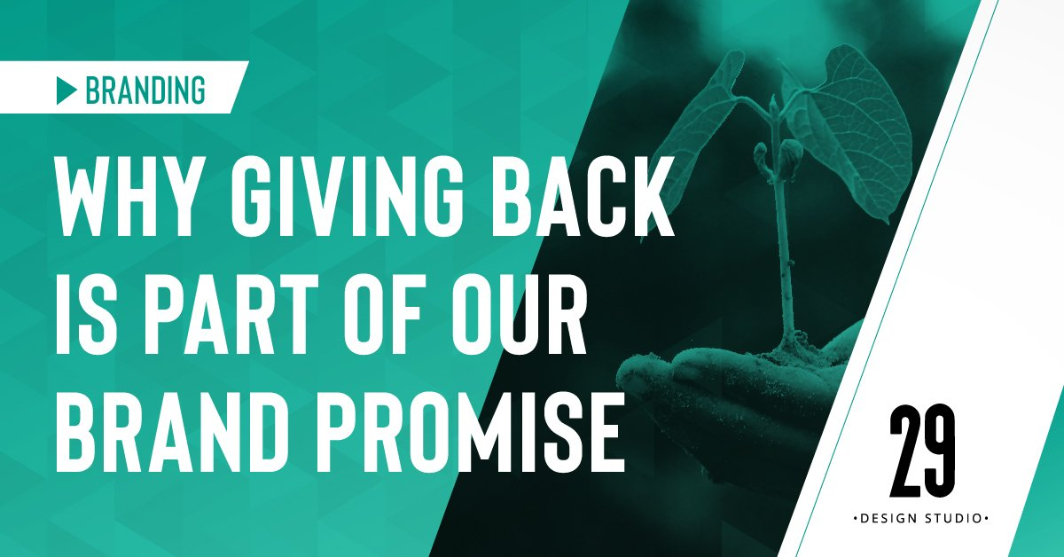 Teaser image - Why Giving Back is Part of Our Brand Promise