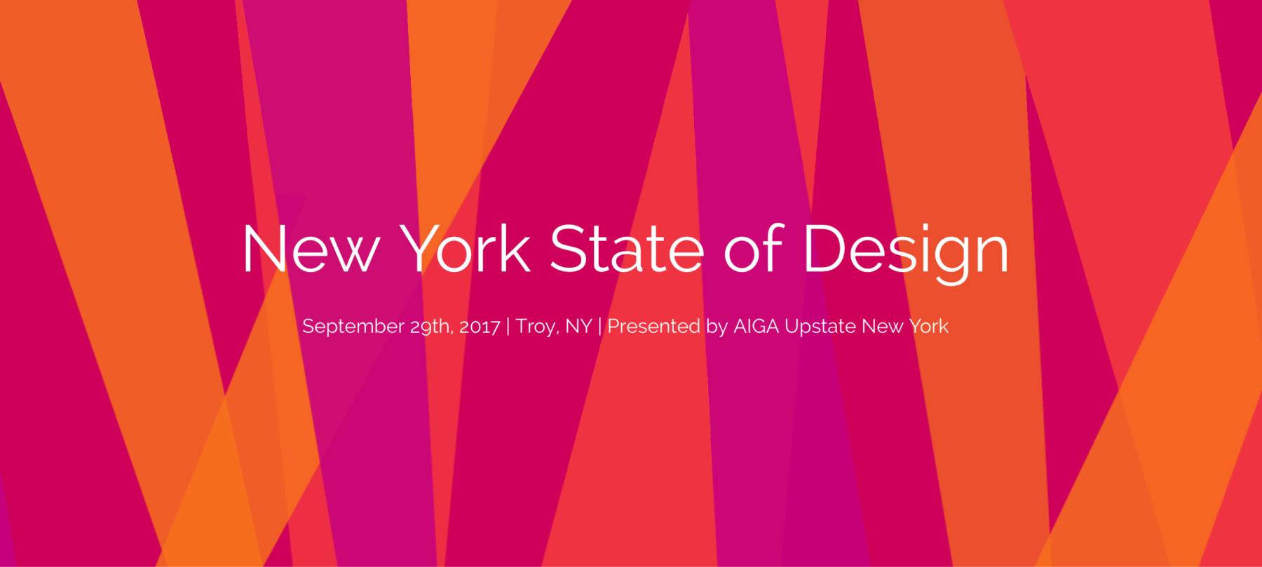 Teaser image - Finger Lakes Design Agency Chosen for New York State of Design Exhibition