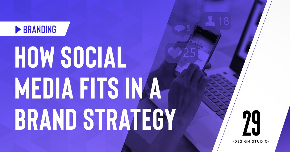 Teaser image - How Social Media Fits in a Brand Strategy