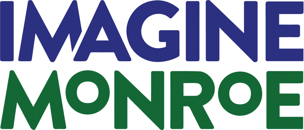 Imagine Monroe County of Monroe IDA Logo