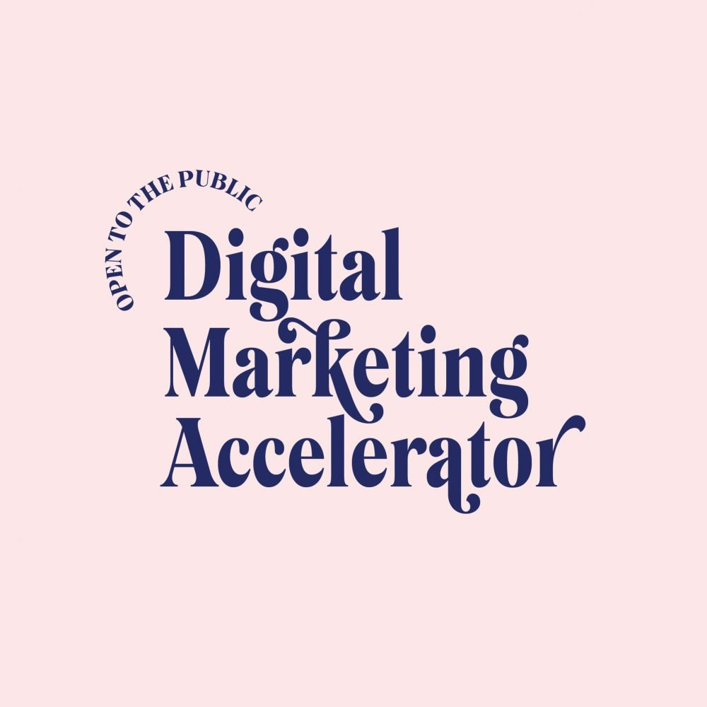 Digital Marketing Accelerator