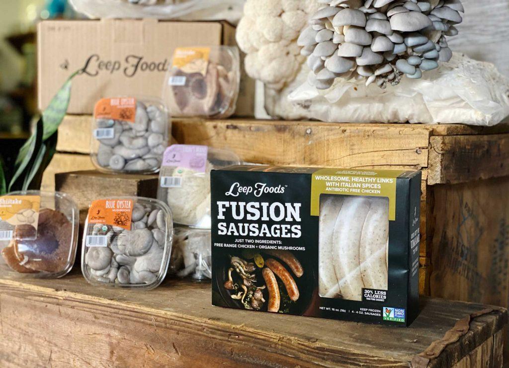 Leep Foods Grow-NY Product Setup