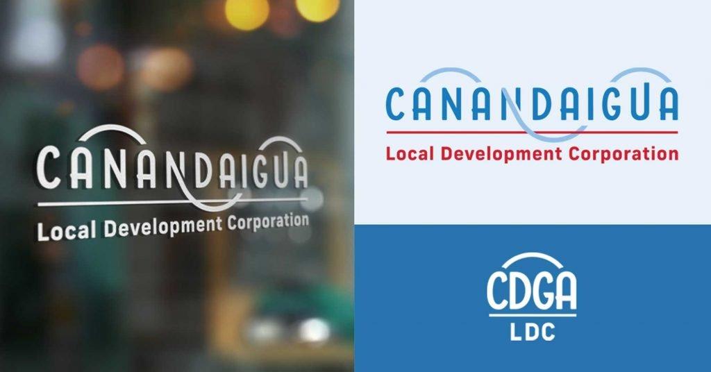 Canandaigua Local Development Corporation Branding