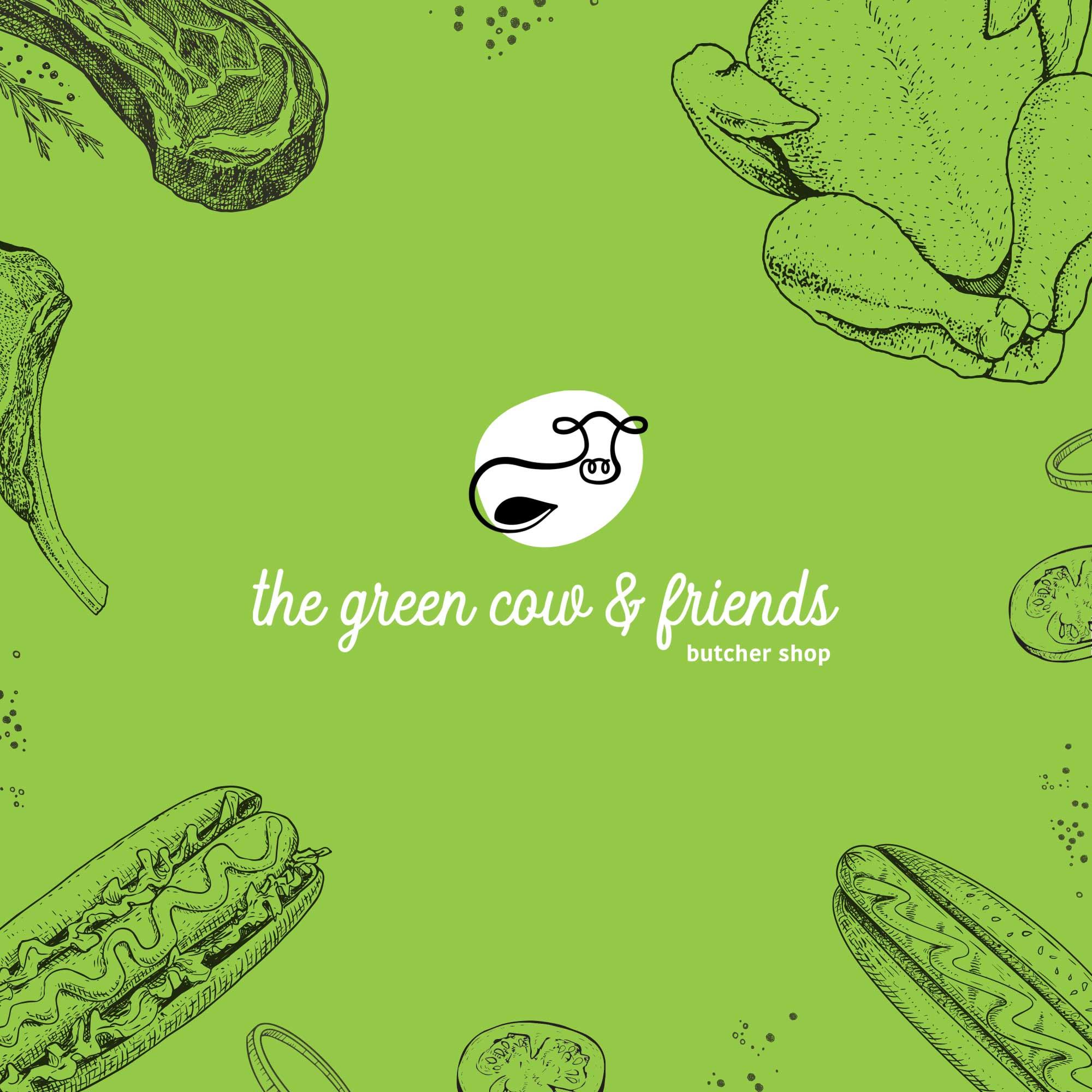 Green Cow & Friends Butcher Shop